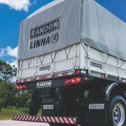 Par Lanterna Traseira de Led para Carreta RANDON 2013 até 2017 LE LD