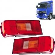 Par Lanterna Traseira Para Caminhão Volvo VM / FH / NH Após 2005