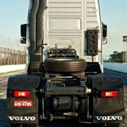 Par Lanterna Traseira Para Volvo Fh / Nh Após 2005
