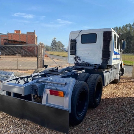 Par Meio Para-Lama Traseiro para Caminhão Scania 112 / 113 / 142 / 143