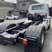 Par Meio Para-Lama Traseiro para Caminhão Vw Titan