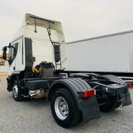 Par Para-Lama Traseiro para Caminhão Iveco Stralis 2008 á 2014