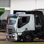 Par Tampa Estribo para Caminhão Iveco Tector / Cursor