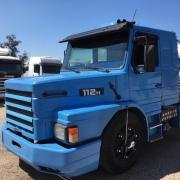 Par Tampa Estribo para Caminhão Scania T 112 / 113 / 142 / 143