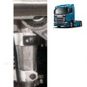 Par travas antifurto Scania NTG grade e farol