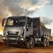 Para-Choque Dianteiro com Tampas para Caminhão Iveco Tector Traçado