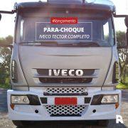 Para-choque Dianteiro Para Caminhão Iveco Tector Completo
