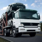Para-Choque Dianteiro para Caminhão Mb Atego até 2011