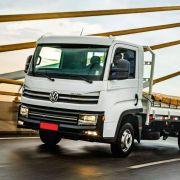 Para-choque Dianteiro Para Caminhão Vw Delivery Após 2018 - 23B807071