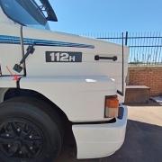 Para-Lama Capo em Fibra para Caminhão Scania T 112 / 113 / 142 / 143 Longo Lado Direito