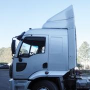 Para Lama Superior Cabine para Caminhão Ford Cargo após 2012 Lado Esquerdo