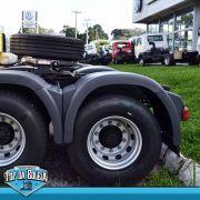 Para-lama Superior Truck para Man TGX