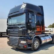 Para-Lama Traseiro Cabine Para Caminhão Daf XF 2013 á 2019 Lado Esquerdo