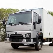 Para-Lama Traseiro Cabine para Caminhão Ford Cargo 712 814 815 816 915 1119 Lado Direito