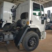 Para-Lama Traseiro Cabine para Caminhão Ford Cargo até 2011 Lado Esquerdo