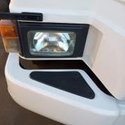 Pisante Capa Para-Choque para Caminhão Scania T 112 / 113 / 142 / 143 Lado Direito