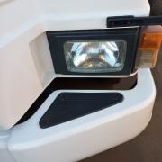 Pisante Capa Para-Choque para Caminhão Scania T 112 / 113 / 142 / 143 Lado Esquerdo