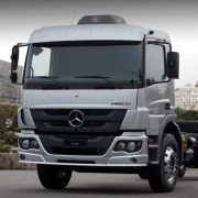 Pisante Superior Alumínio para Caminhão Mb Atego