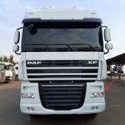 Ponteira Para-Choque Para Caminhão Daf XF 2013 á 2019 Lado Esquerdo
