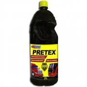 Pretinho para Pneu Pretex 2 litros + esponja aplicadora
