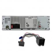 Rádio Automotivo Pioneer MVH-98UB MP3 Player