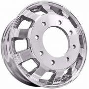 Roda de Alumínio Caminhão Speedline Aro 22,5 X 7,5 8 Furos