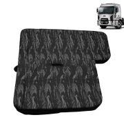 Sofá Cama para Caminhão Ford Cargo Cabine Nova Lado Carona