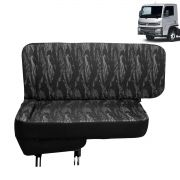Sofá Cama para Caminhão Volkswagen Delivery Cabine Nova Lado Carona