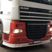 Spoiler Bigodinho Para-choque DAF XF
