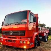 Spoiler Bigodinho Para-Choque para Caminhão Mb 712c 914c 1215