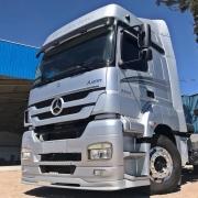 Spoiler Bigodinho Para-Choque para Caminhão Mercedes-Benz Axor