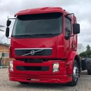 Spoiler Bigodinho Para-Choque Para Caminhão Volvo Vm Até 2019