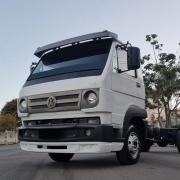 Spoiler Bigodinho Para-Choque para Caminhão Vw Delivery 2012 á 2017
