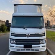 Spoiler Bigodinho Para-Choque para Caminhão Vw Delivery após 2018