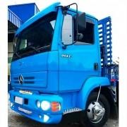 Spoiler Para-choque Para Caminhão MB 912 914c 1318 1718