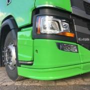 Spoiler Bigodinho Para-choque Para Scania Ntg 2020 P G R