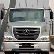 Spoiler Similar Ao Original Para Caminhão MB 1620 Atron 2324