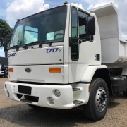 Suporte Alma Para-Choque Dianteiro para Caminhão Ford Cargo até 2011
