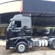 Suporte Antena Px Traseira para Caminhão Volvo FH Lado Direito