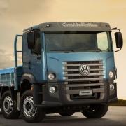 Suporte Placa Dianteira Para-Choque para Caminhão Vw Constellation