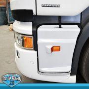 Tampa Anti-Furto Compatível com o Caminhão Scania S5 2013 e Streamline Lado Direito e Lado Esquerdo