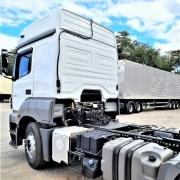 Tampa Caixa Bateria para Caminhão Mb Axor 2012 á 2021