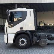 Tampa Caixa de Bateria para Caminhão Iveco Tector / Cursor 2009 á 2019