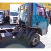 Tampa Caixa de Bateria para Caminhão Mercedes-Benz Accelo 12V