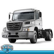 Tampa Caixa De Bateria Para Caminhão Mercedes-Benz Atron