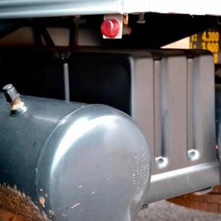 Tampa Caixa de Bateria para Caminhão Volkswagen Delivery até 2018