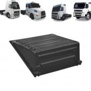 Tampa para Caixa de Bateria Caminhão Volvo FH - FM - NH até 2014 20541447