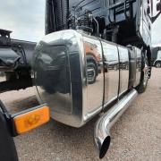 Tanque Combustível Alumínio para Caminhão Volvo FH Todos 405 Litros Modelo D 21516447