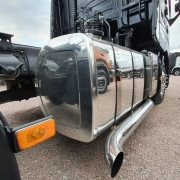 Tanque Combustível Alumínio para Caminhão Volvo FH Todos 490 Litros Modelo D 20503507