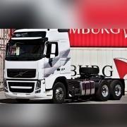Tanque de Combustível Alumínio Caminhão Volvo FH 13 405 Litros Modelo D 21516447